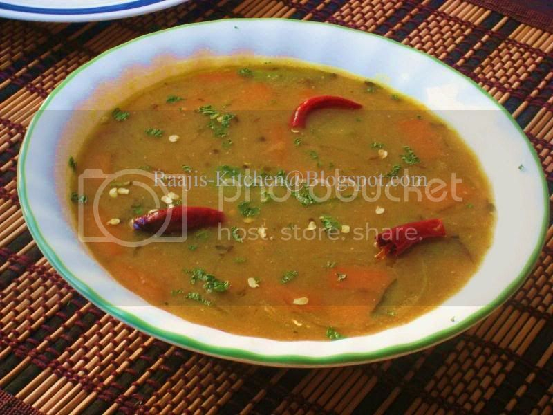Udipi Sambar